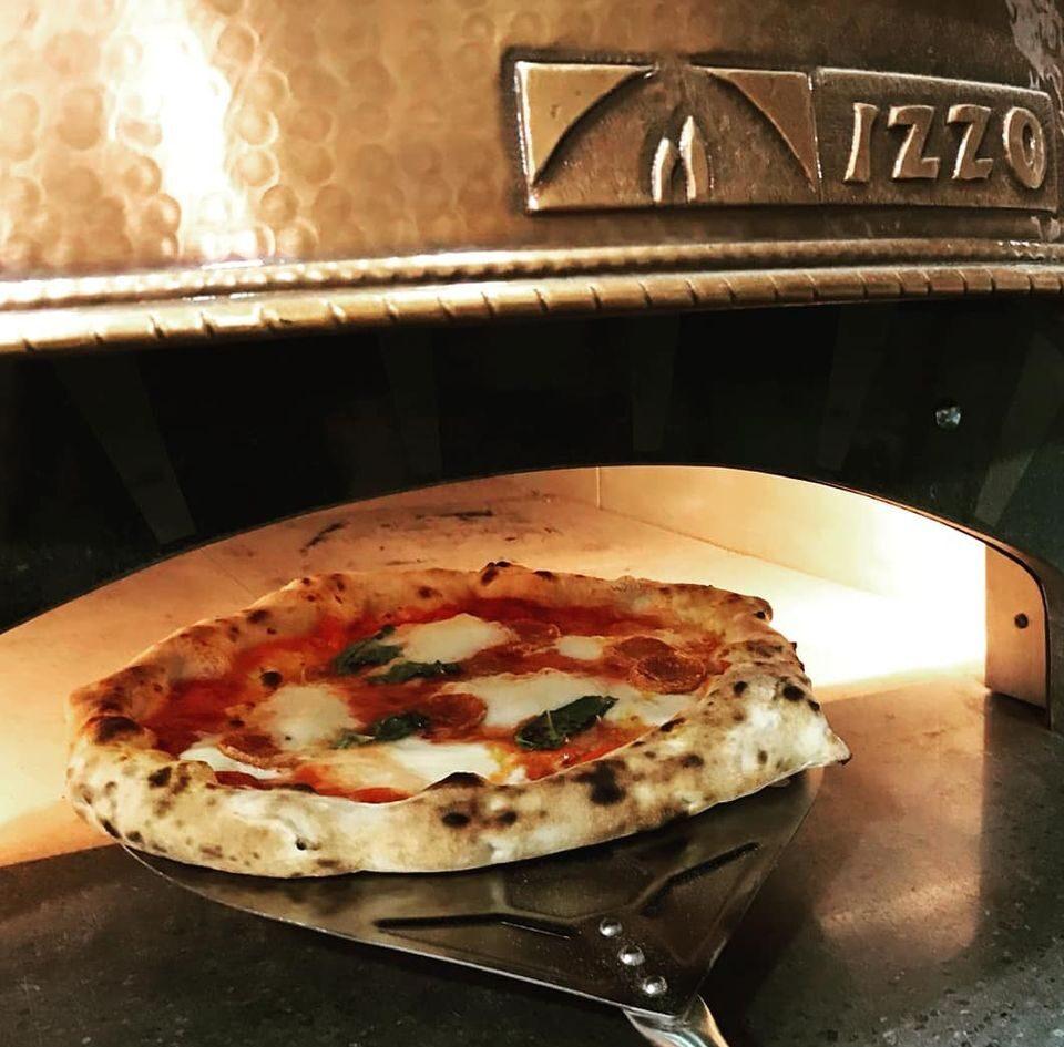 Pizza napolitana Raices Valencia